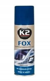 K2 FOX PRZECIWKO PAROWANIU SZYB 200