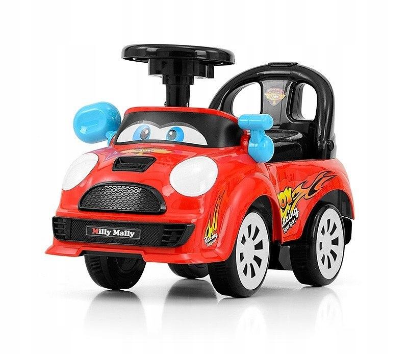 Milly Mally Pojazd Joy Red