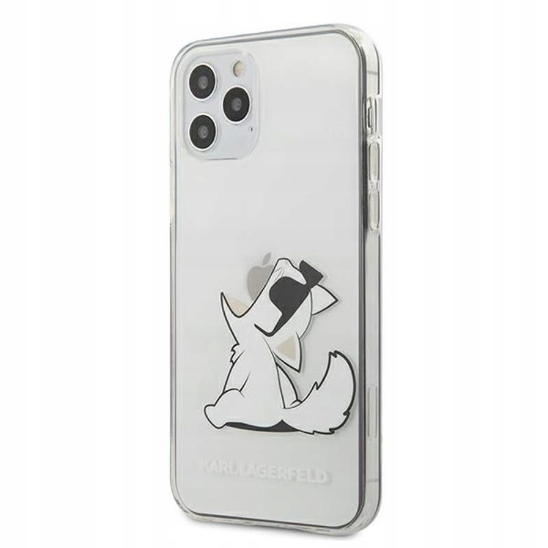 Karl Lagerfeld Etui do iPhone 12 / 12 Pro