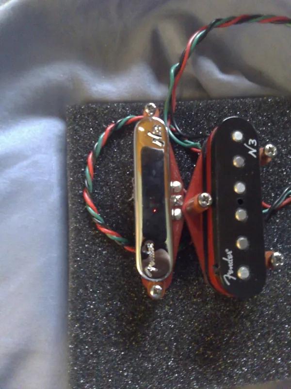 Przetworniki Fender -Telecaster USA -Noiselles N3