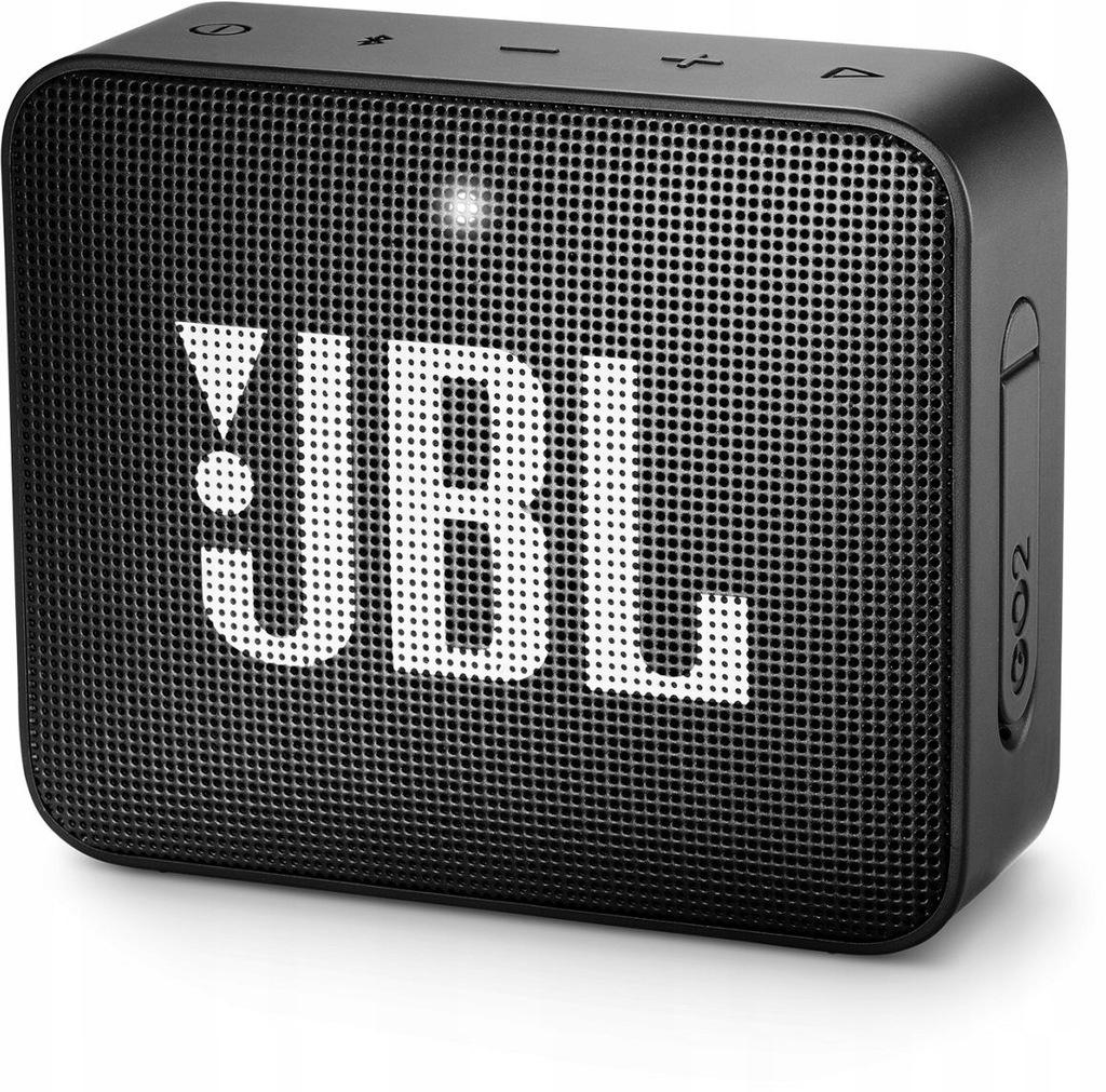 Głośnik bezprzewodowy JBL GO 2 Czarny BLUETOOTH