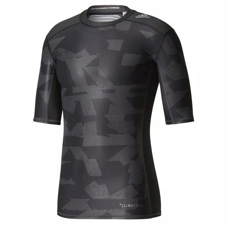Koszulka termoaktywna adidas Techfit Chill r S
