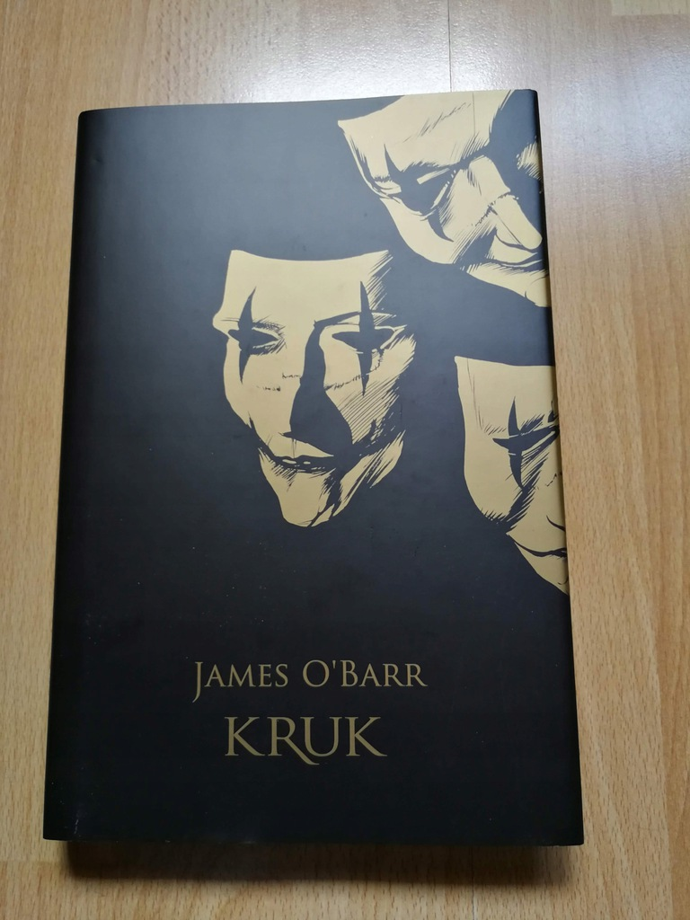 James O'Barr - KRUK