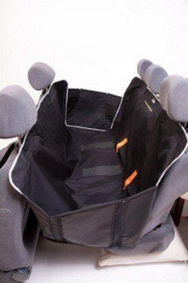 Kardiff Kardimata Anti Slip z bokami 123x154 czarn