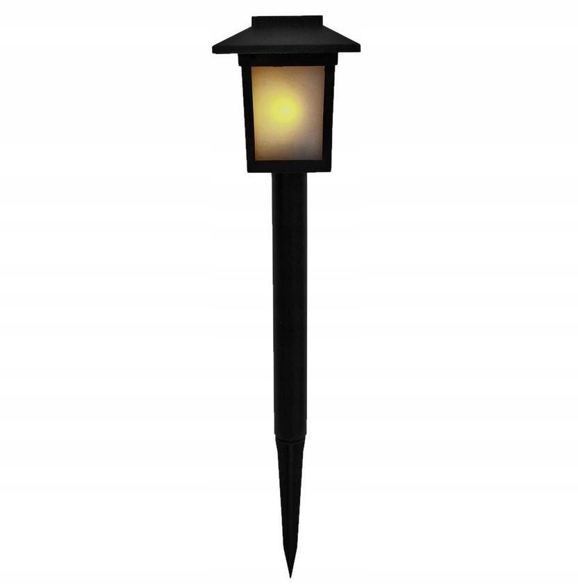 Lampa solarna ogrodowa wbijana latarnia IP44 lampi