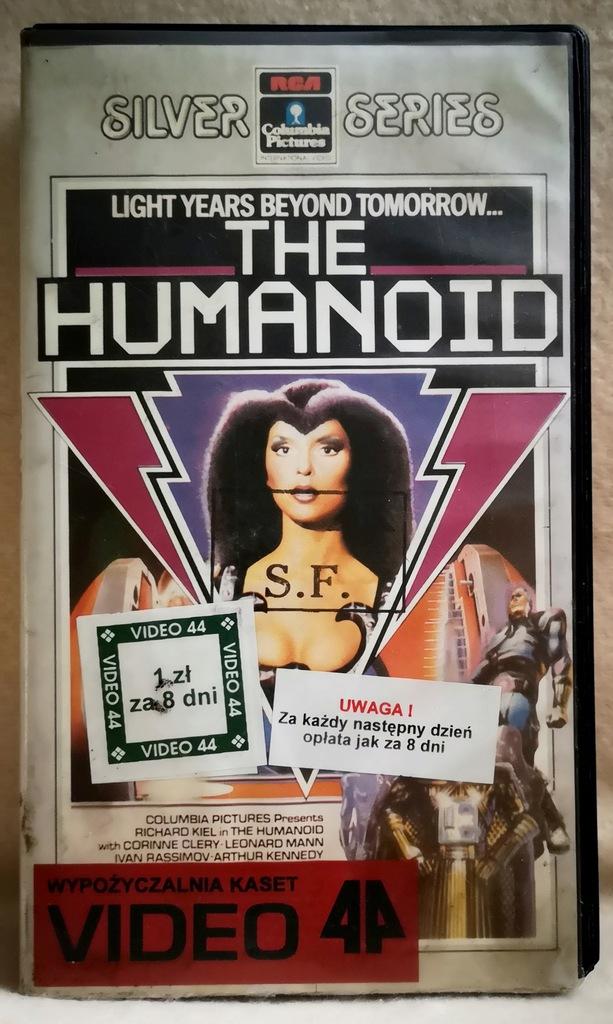 HUMANOID - L'umanoide (ITI Home Video)