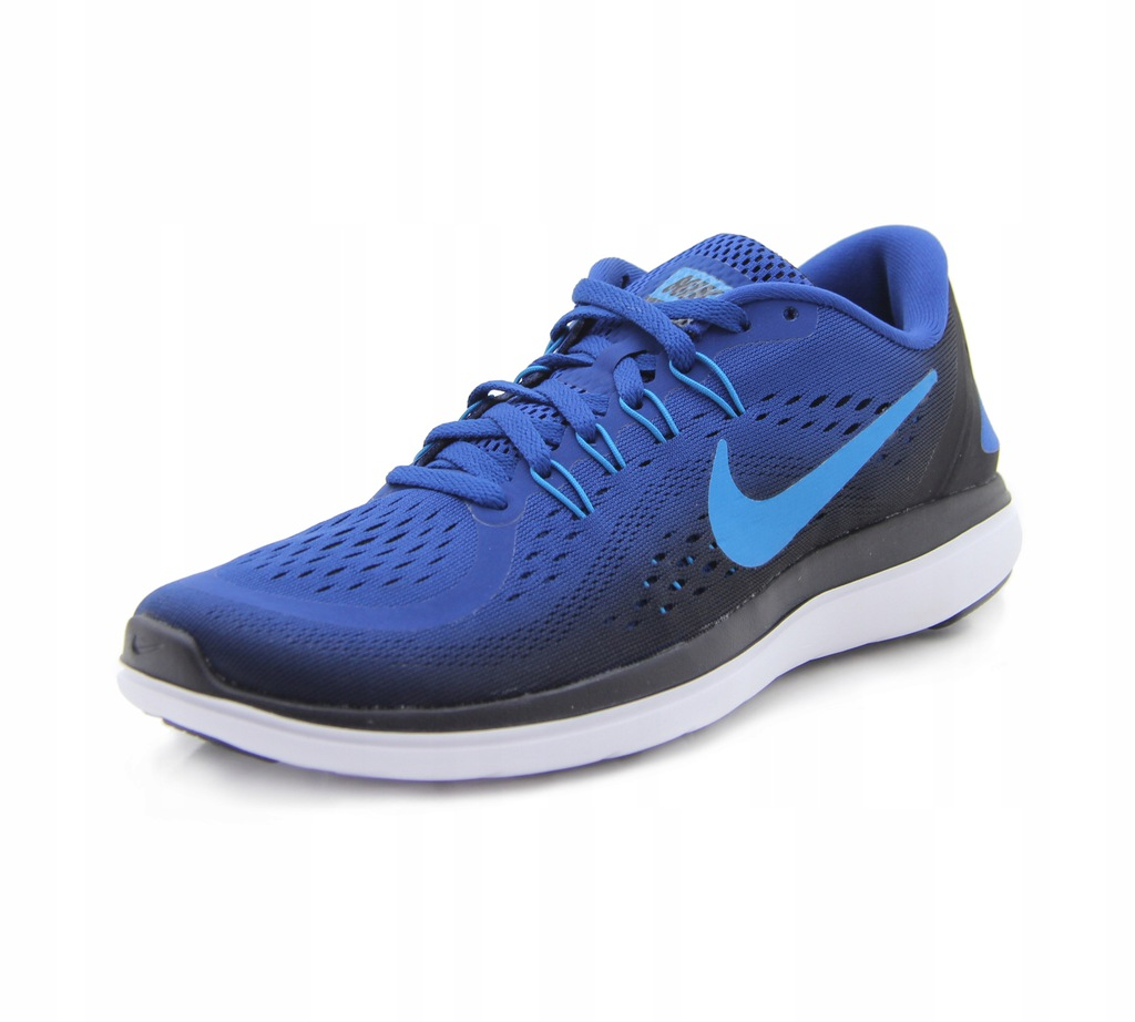 Buty biegowe Nike damskie Flex 898476 001 czarne