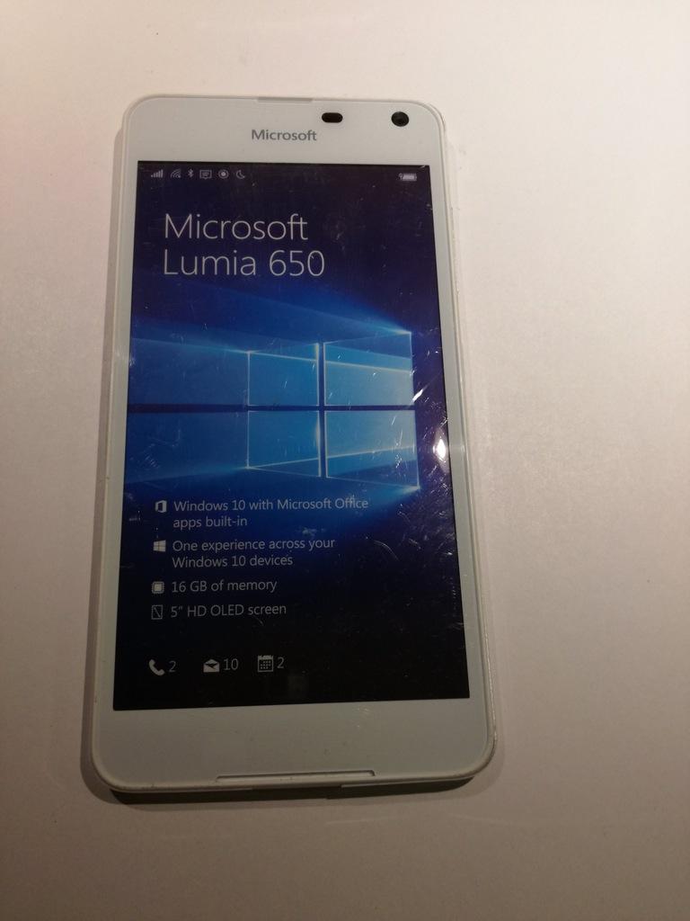 ATRAPA TELEFONU MICROSOFT LUMIA 650