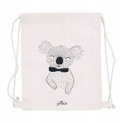 Plecak Worek Dla Dzieci Miś Koala 30x35cm