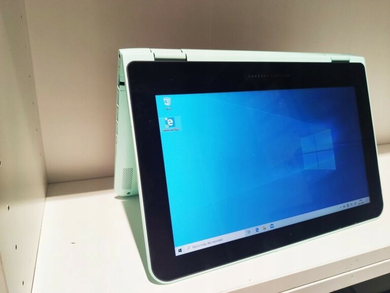 HP PAVILION X360 11 4GB 500GB SSHD TORBA ŁADOWARK