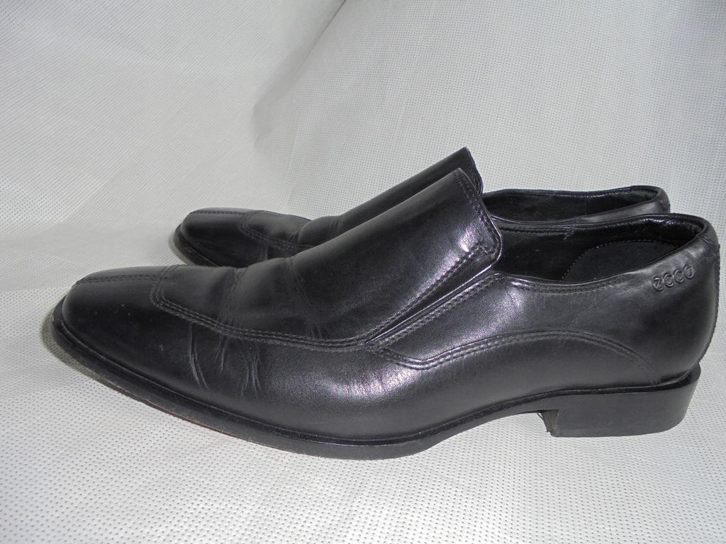 Super buty skórzane ECCO z Anglii r 43
