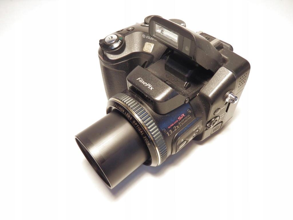 Aparat Cyfrowy Fujifilm Finepix S20 Pro 8742490680 Oficjalne Archiwum Allegro