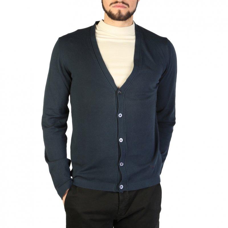 Emporio Armani 01E22M_0102M sweter męski blue 54