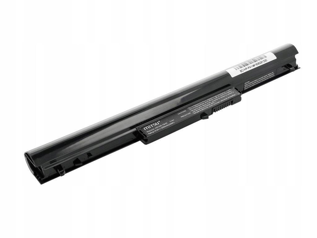 Bateria Mitsu HP Pavilion SleekBook 14-B154LA FVAT