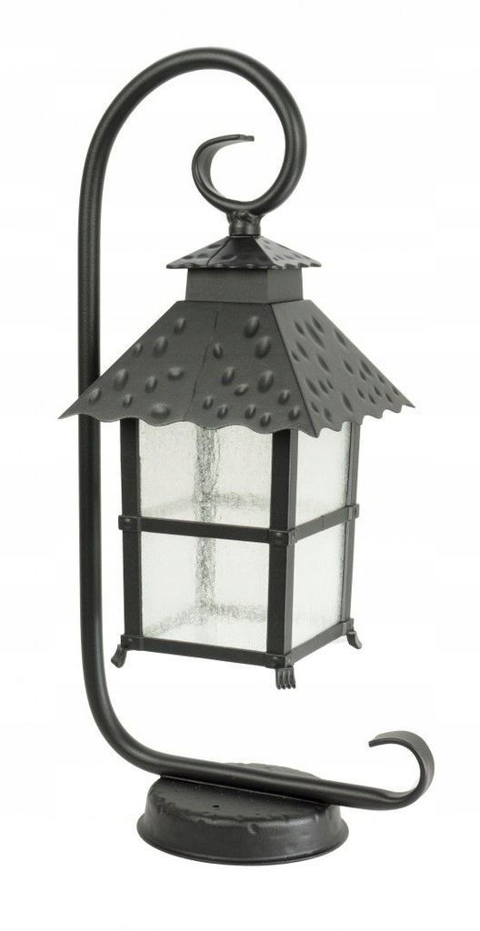 Lampa OGRODOWA stojąca słupek CADIZ 53cm