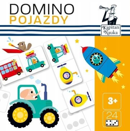 Kapitan Nauka: Domino Pojazdy