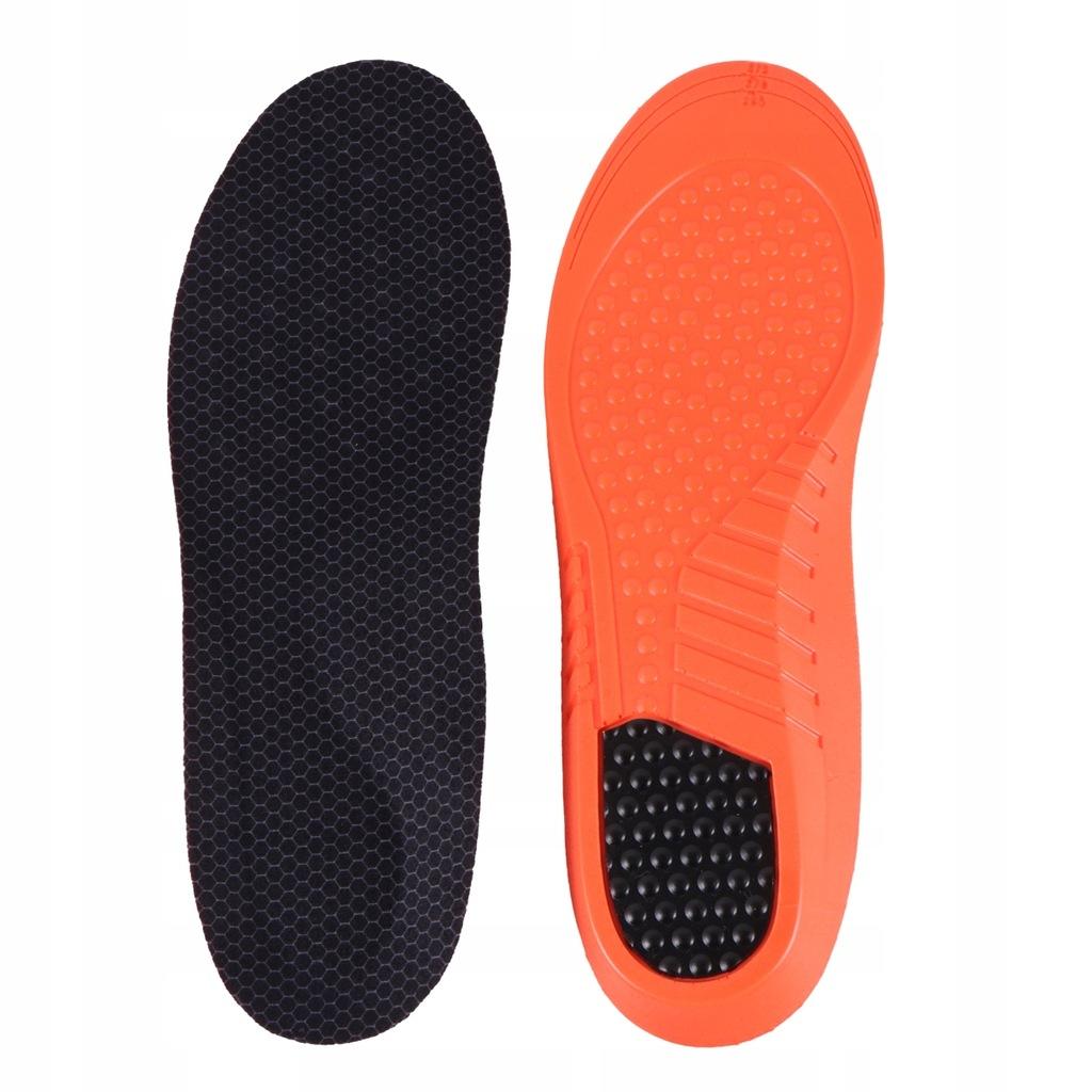 1 para oddychających wkładek sportowych dezodorant