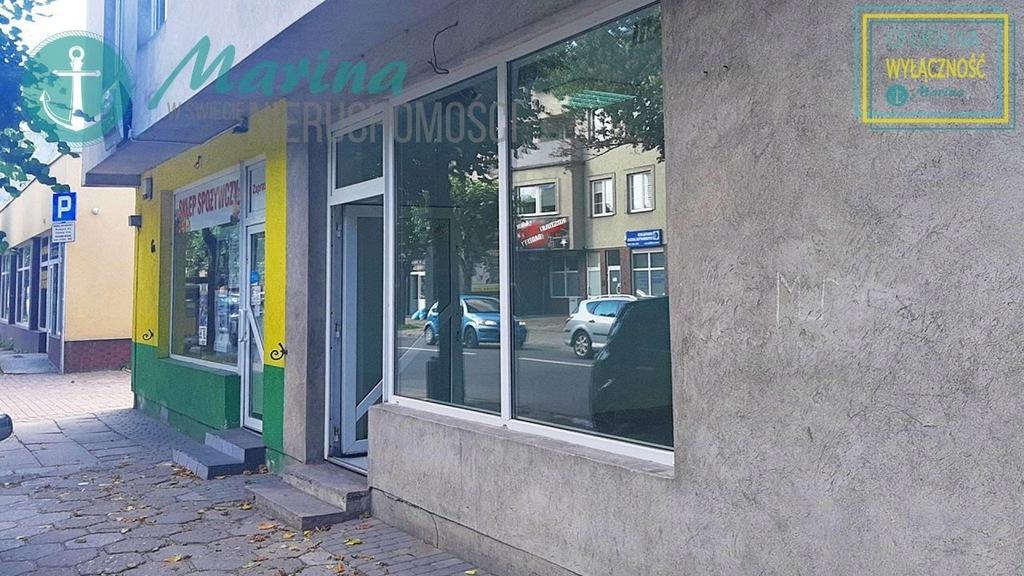 Lokal handlowy, Wejherowo, 70 m²