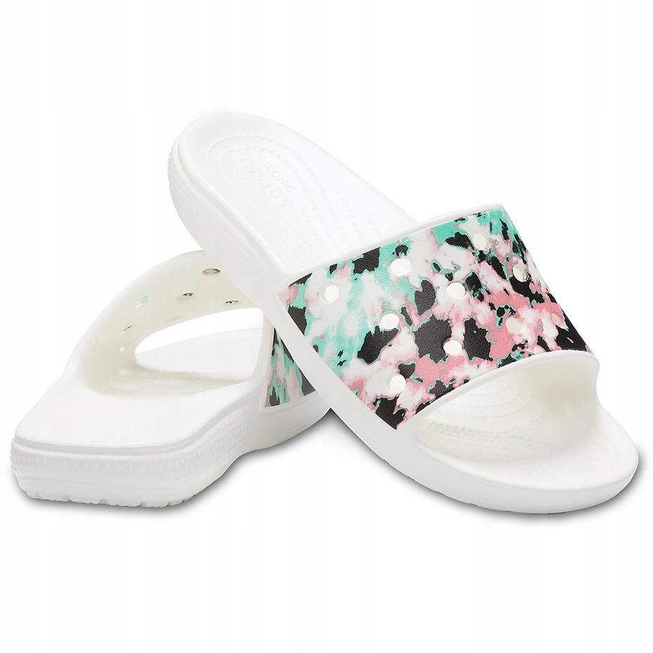 Crocs Classic Crocs Tie Dye Mania Slide 206481 928