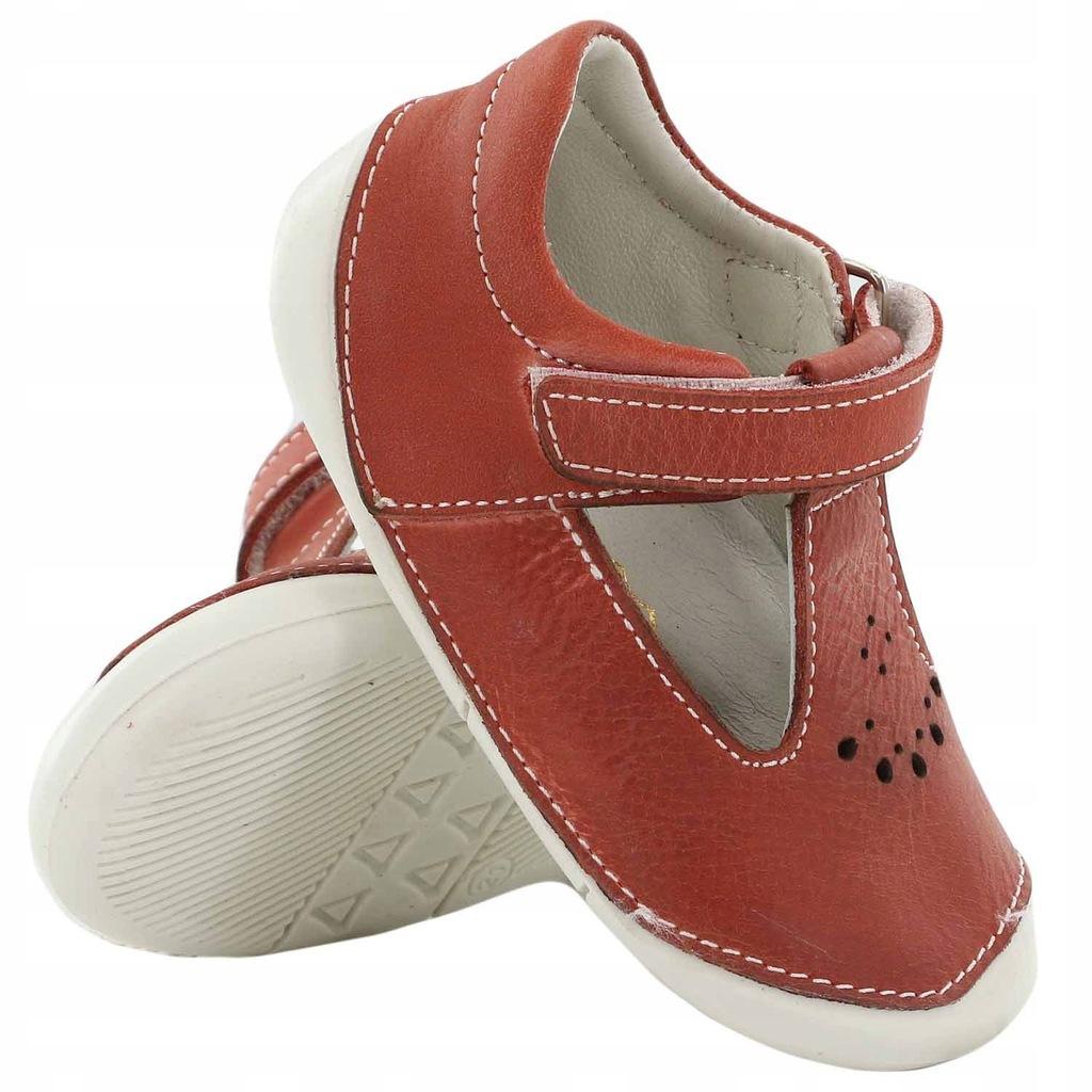 ORTOFARM obuwie dla niemowląt zdrowotne OF-D-060