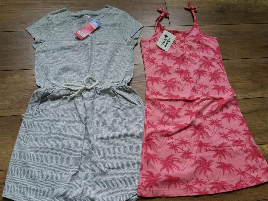 zestaw sukienka NOWA 134 BCM