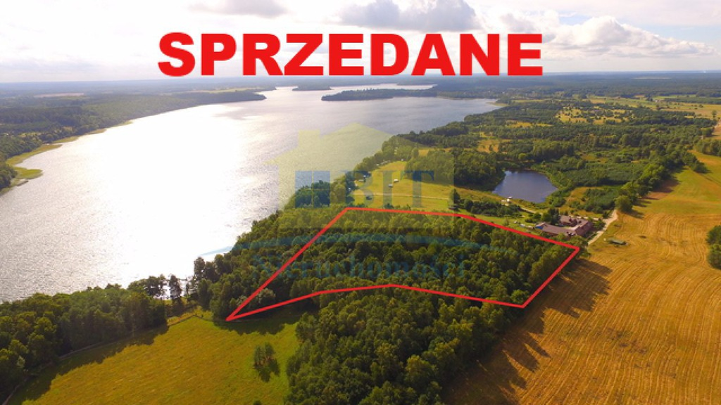 Działka, Siecino, Ostrowice (gm.), 27600 m²