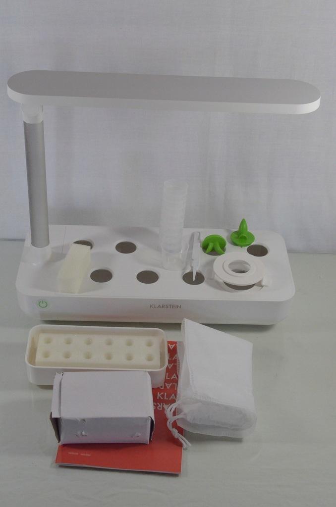 Lampa + zestaw do uprawy roślin LED 25W GrowIt