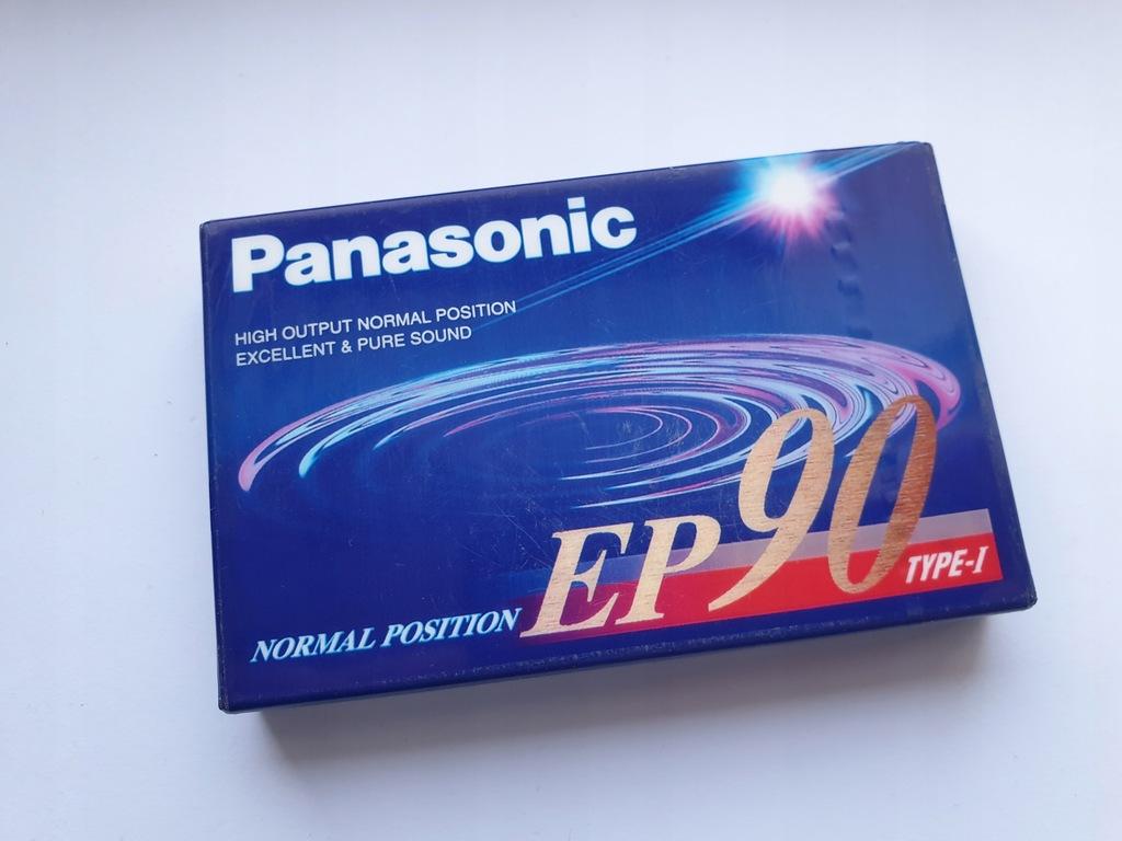 Kaseta Panasonic EP 90 ( NOWA )
