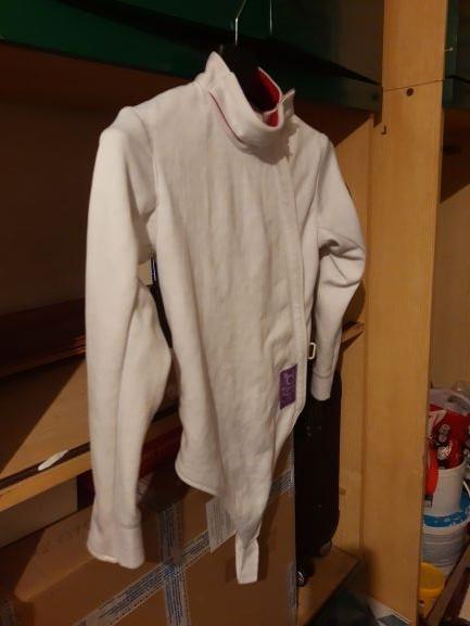 Bluza szermiercza - rozmiar 152