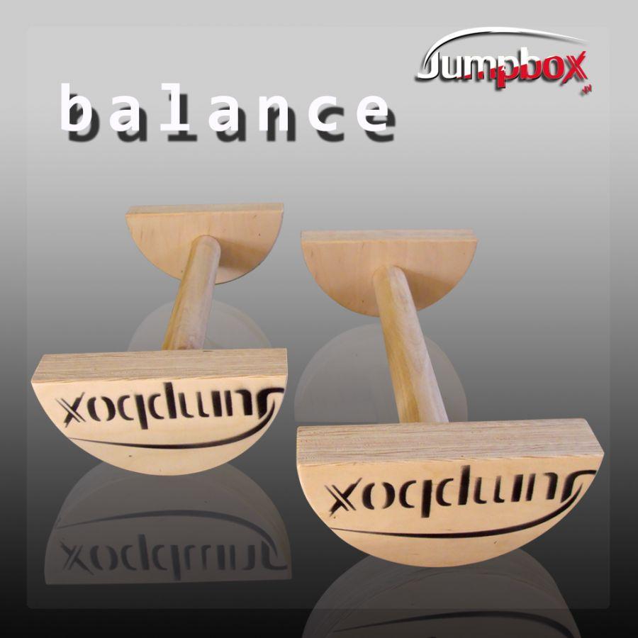 Paraletki Balance Parallettes