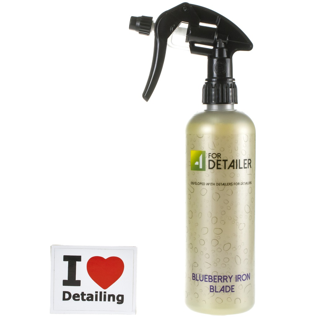 4Detailer Blueberry Iron Blade Deironizer 500ml