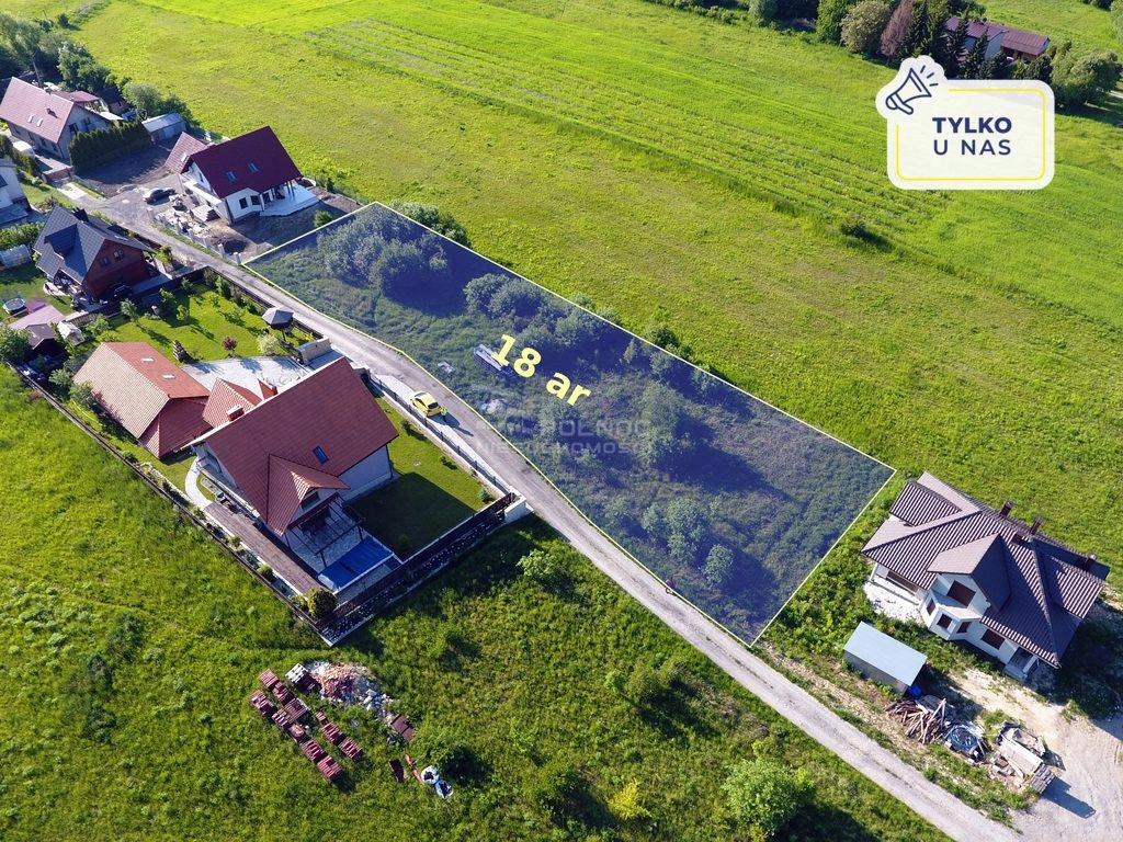 Działka, Jerzmanowice, 1800 m²