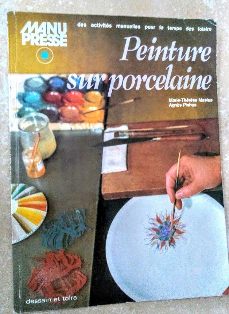 Peinture sur porcelaine Malowanie na porcelanie