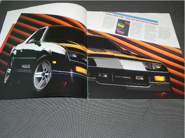 Chevrolet Camaro IROC Z28 Sport - 1986 - USA