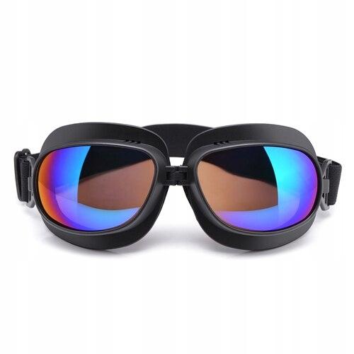 Motocykl okulary gogle pilotażowy zewnątrz