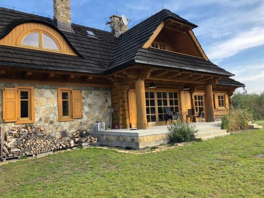 Dom, Ligota Mała, Oleśnica (gm.), 238 m²
