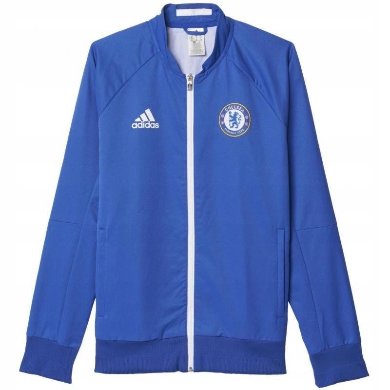 Chelsea f.c. adidas oryginalna kurtka dla fana___l Zdjęcie