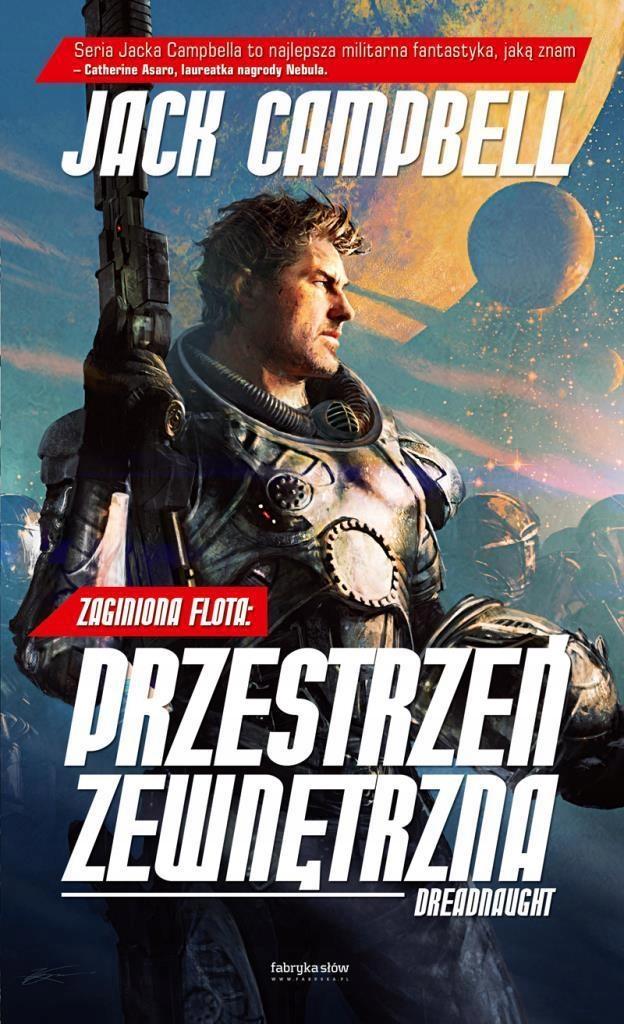 ZAGINIONA FLOTA T7 PRZESTRZEŃ ZEW. DREADNAUGHT