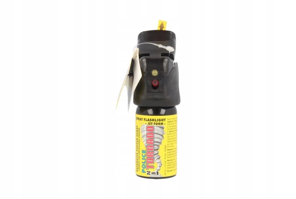 Gaz pieprzowy ESP Police LED 40ml (SFL-01-40)