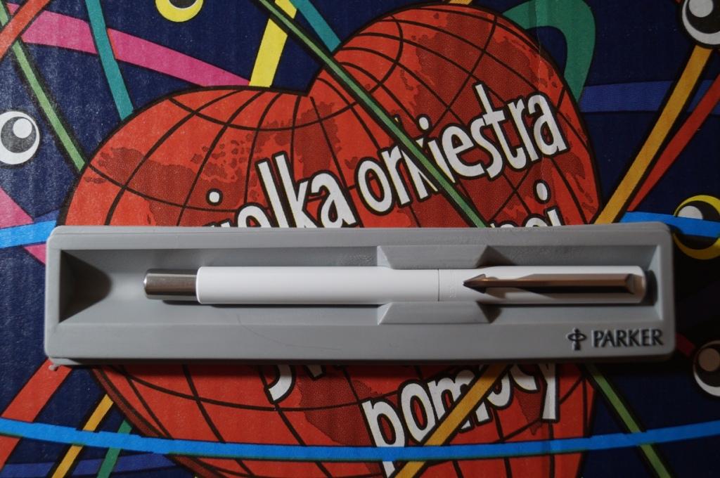 Długopis Parker, pietnastoletni, nieużywany