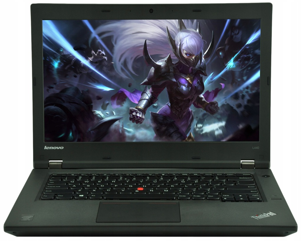 Lenovo ThinkPad L440 i5-4300M 4GB 320GB Win 7