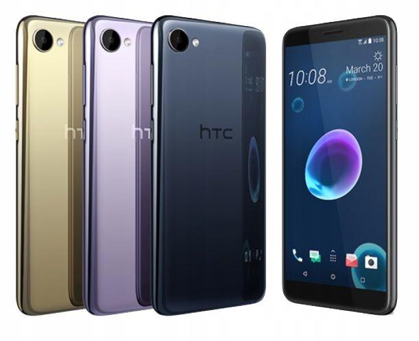 WYŚWIETLACZ LCD EKRAN SZYBKA DOTYK HTC DESIRE 12