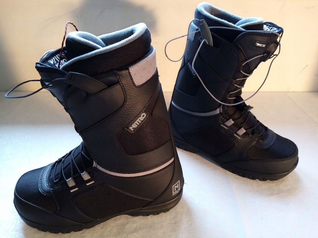 nowe buty snowboard Nitro Nomad TLS inne rozmiary