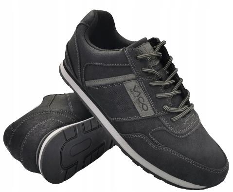 Buty męskie sportowe adidasy VOP20N26-1 czarne 41