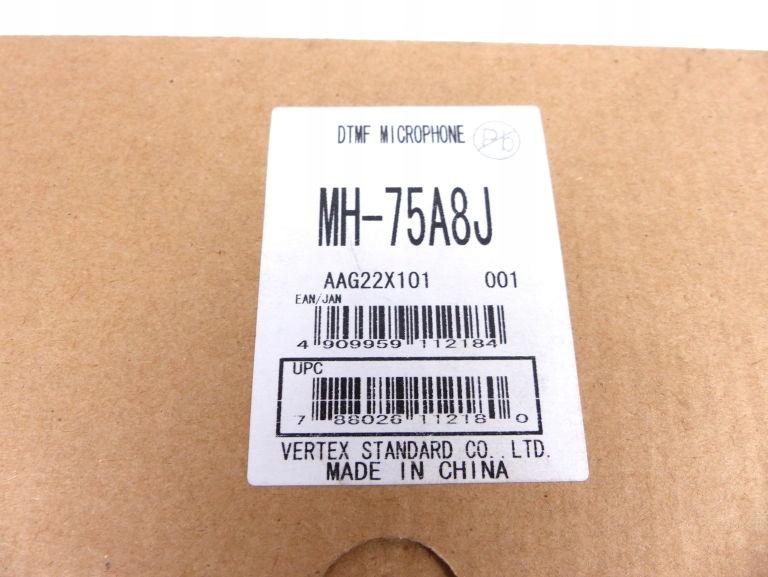 MIKROFON DO CB RADIA MH-75A8J