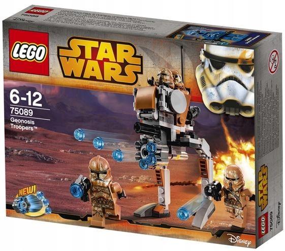 Lego Star Wars 75089 Geonosjańscy żołnierze Nowy !