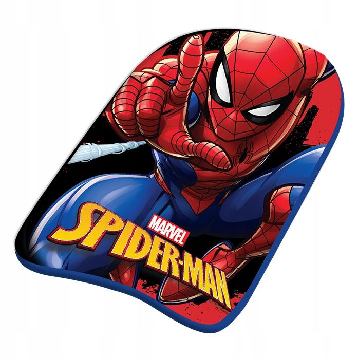 DESKA DO NAUKI PŁYWANIA NA BASEN SPIDER-MAN