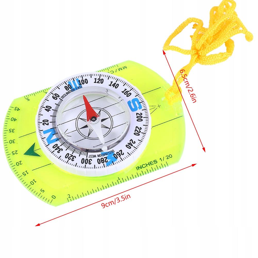 bardzo wygodny przenośny kompas kompas podróżny