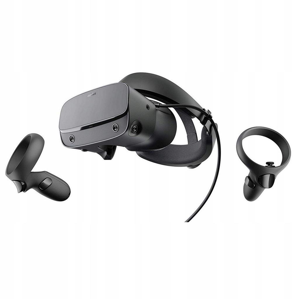 Oculus Rift S gogle VR Headset + 2x Touch PC