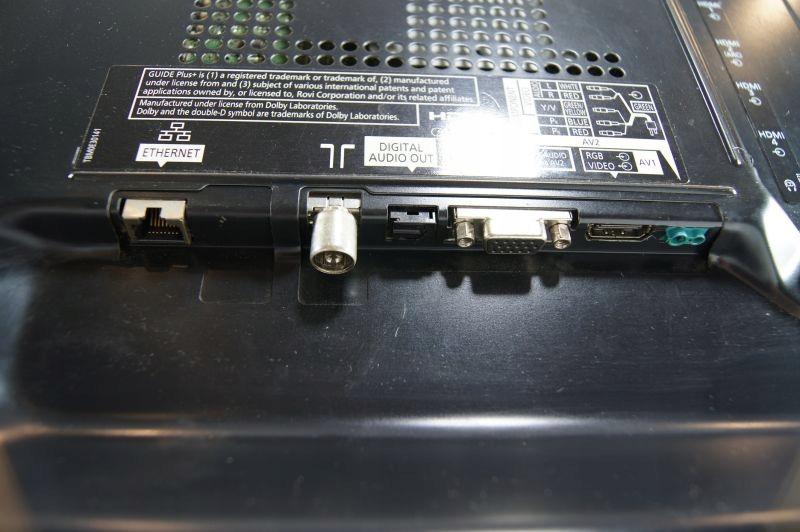 Tv Panasonic Tx L37et5 Pilot Szary 3d Fullhd 7729880443 Oficjalne Archiwum Allegro